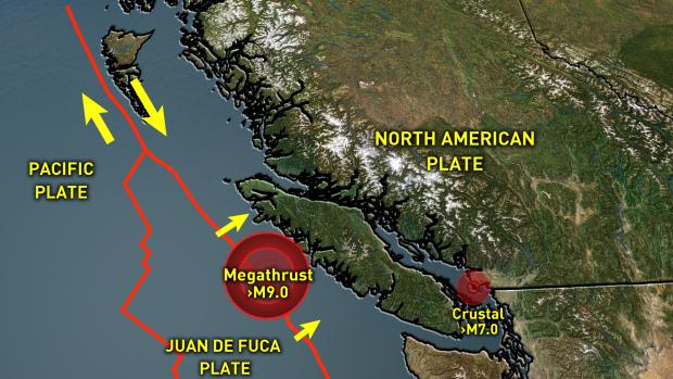 cascadia-earthquakes